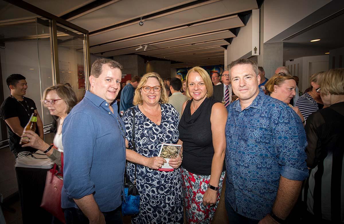 Lysicrates Prize 2018 Peter Ryan, Linda Ryan