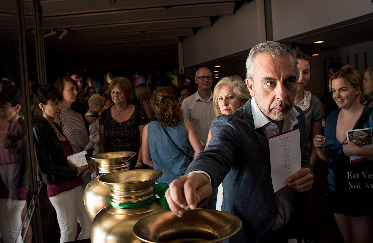 Lysicrates Prize 2018 Tom Alegounarias