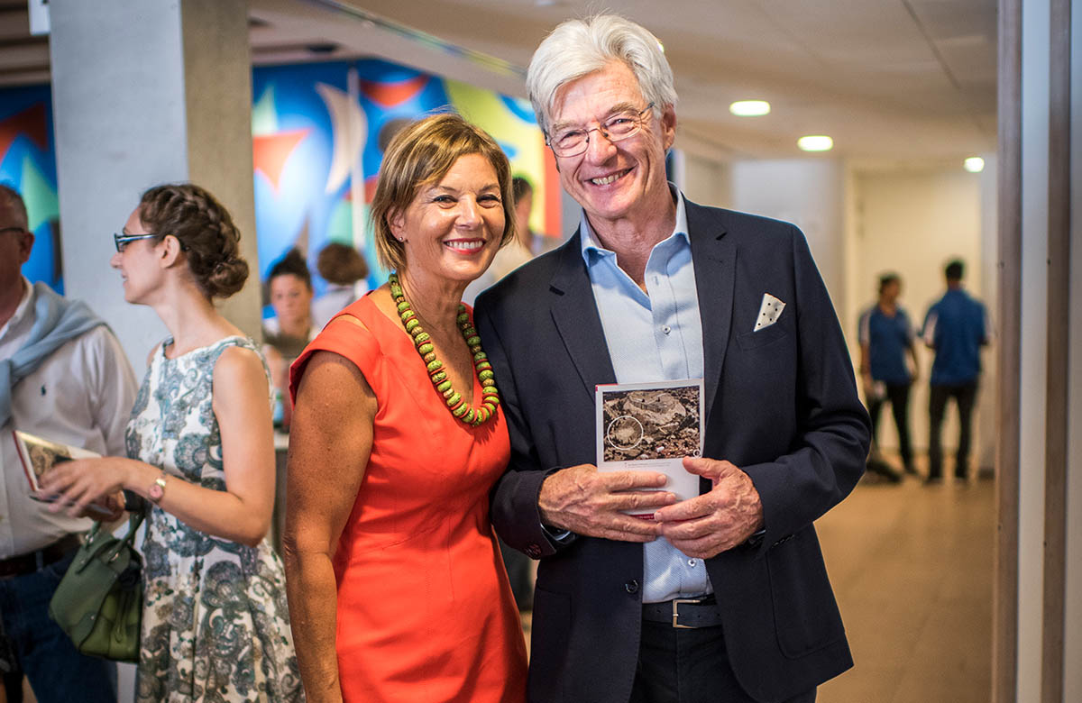 Lysicrates Prize 2018 Peter Deacon again